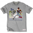 "Tom Glavine Atlanta Braves MLB Mitchell & Ness ""Caricature"" Men's T-Shirt"