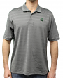 """Michigan State Spartans NCAA Champion """"Trophy"""" Men's Textured Polo Shirt"""
