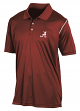 "Alabama Crimson Tide Champion NCAA ""Playclock"" Performance Polo Shirt"