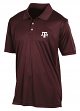 "Texas A&M Aggies Champion NCAA ""Playclock"" Performance Polo Shirt"