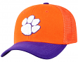"""Clemson Tigers NCAA Top of the World """"Series"""" Adjustable Mesh Back Hat"""