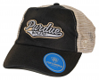 "Purdue Boilermakers NCAA Top of the World ""Club"" Adjustable Mesh Back Hat"