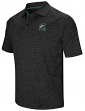 """Michigan State Spartans NCAA """"Down Swing"""" Men's Performance Polo Shirt"""