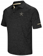 "Vanderbilt Commodores NCAA ""Down Swing"" Men's Performance Polo Shirt"