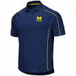 "Michigan Wolverines NCAA ""Bunker"" Men's Performance Polo Shirt"