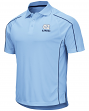 "North Carolina Tarheels NCAA ""Bunker"" Men's Performance Polo Shirt"