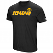 "Iowa Hawkeyes NCAA ""Water Boy"" Men's Dual Blend S/S T-Shirt"