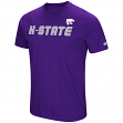 "Kansas State Wildcats NCAA ""Water Boy"" Men's Dual Blend S/S T-Shirt"