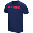 "Mississippi Ole Miss Rebels NCAA ""Water Boy"" Men's Dual Blend S/S T-Shirt"