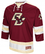 "Boston College Eagles NCAA ""Ice Machine"" Men's Hockey Sweater Jersey"