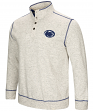 """Penn State Nittany Lions Men's NCAA """"Bowl Game"""" 1/2 Button Up Henley Sweatshirt"""