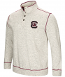 "South Carolina Gamecocks Men's NCAA ""Bowl Game"" 1/2 Button Up Henley Sweatshirt"