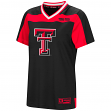 "Texas Tech Red Raiders Women's NCAA ""My Agent"" Fashion Football Jersey"