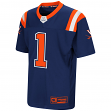 "Virginia Cavaliers NCAA ""Double Reverse Play "" Youth Football Jersey"