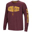 "Arizona State Sun Devils NCAA ""Touchdown"" Youth Dual Blend Long Sleeve T-Shirt"