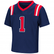 """Mississippi Ole Miss Rebels NCAA """"Double Reverse Play """" Toddler Football Jersey"""