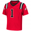 "Utah Utes NCAA ""Double Reverse Play "" Toddler Football Jersey"