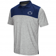 """Penn State Nittany Lions NCAA """"Clear Sailing"""" Men's Performance Woven Polo Shirt"""