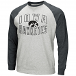 "Iowa Hawkeyes NCAA ""Cross Country"" Men's Pullover Crew Sweatshirt"
