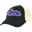 "LSU Tigers NCAA Top of the World ""Rebel"" Adjustable Meshback Hat"