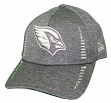 "Arizona Cardinals New Era 9Forty NFL ""Graphite Shadow Speed"" Adjustable Hat"