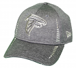 "Atlanta Falcons New Era 9Forty NFL ""Graphite Shadow Speed"" Adjustable Hat"