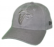 "Atlanta Falcons New Era NFL 9Twenty ""Classic Tonal"" Adjustable Graphite Hat"