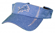 "Detroit Lions New Era NFL ""Shadow Speed"" Performance Adjustable Visor"