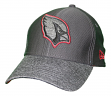 "Arizona Cardinals New Era NFL 39THIRTY ""Popped Shadow"" Flex Fit Hat - Graphite"