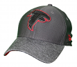 "Atlanta Falcons New Era NFL 39THIRTY ""Popped Shadow"" Flex Fit Hat - Graphite"