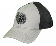 """Tennessee Titans New Era NFL 39THIRTY """"2T Sided"""" Flex Fit Meshback Hat - Gray"""