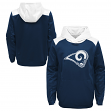 "Los Angeles Rams Youth NFL ""Off the Grid"" Pullover Hooded Sweatshirt"