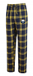 "Buffalo Sabres NHL ""Homestretch"" Men's Flannel Pajama Sleep Pants"