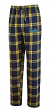 "UCLA Bruins NCAA ""Homestretch"" Men's Flannel Pajama Sleep Pants"