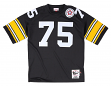 Joe Greene Pittsburgh Steelers NFL Mitchell & Ness Authentic 1975 Jersey