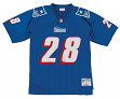 Curtis Martin New England Patriots NFL Mitchell & Ness Throwback Premier Jersey