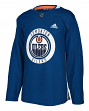 Edmonton Oilers Adidas NHL Men's Climalite Authentic Practice Jersey