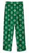"Boston Celtics Youth NBA ""All Over"" Team Logo Pajama Sleep Pants"
