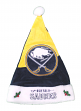 Buffalo Sabres 2018 NHL Basic Logo Plush Christmas Santa Hat