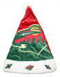 Minnesota Wild 2018 NHL Basic Logo Plush Christmas Santa Hat