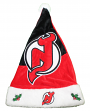 New Jersey Devils 2018 NHL Basic Logo Plush Christmas Santa Hat