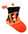 Cincinnati Bengals 2018 NFL Basic Logo Plush Christmas Stocking