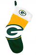 Green Bay Packers 2018 NFL Basic Logo Plush Christmas Stocking