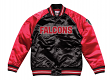 "Atlanta Falcons Mitchell & Ness NFL ""Tough Season"" Premium Satin Jacket"
