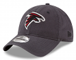 "Atlanta Falcons New Era NFL 9Twenty ""Steel Core Classic"" Adjustable Hat"