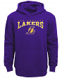 "Los Angeles Lakers Youth NBA ""Fadeout"" Pullover Hooded Sweatshirt"