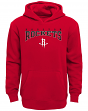 "Houston Rockets Youth NBA ""Fadeout"" Pullover Hooded Sweatshirt"