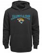"Jacksonville Jaguars Youth NFL ""Fadeout"" Pullover Hooded Sweatshirt"