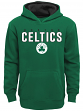 "Boston Celtics Youth NBA ""Bounce Pass"" Pullover Hooded Sweatshirt"