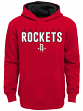"Houston Rockets Youth NBA ""Bounce Pass"" Pullover Hooded Sweatshirt"